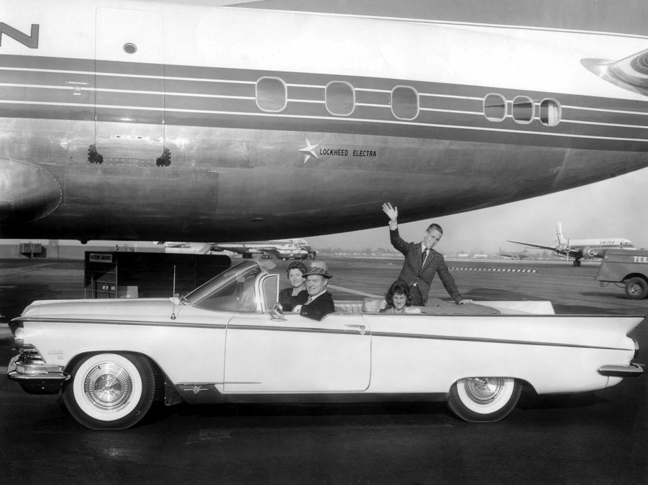 1959 Buick Electra 225 Convertible (4867) retro luxury   g wallpaper