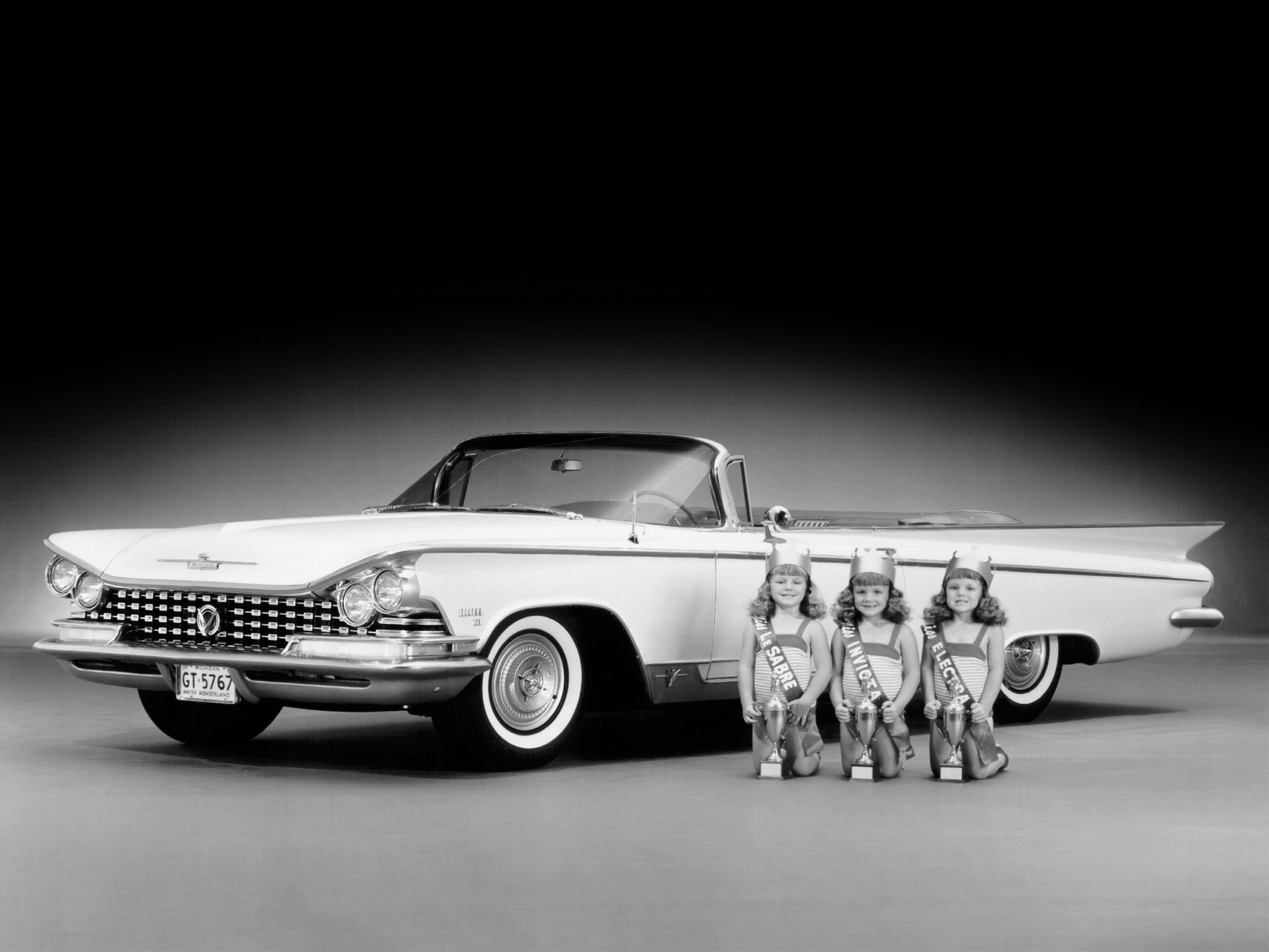 1959 Buick Electra Convertible Autos Post