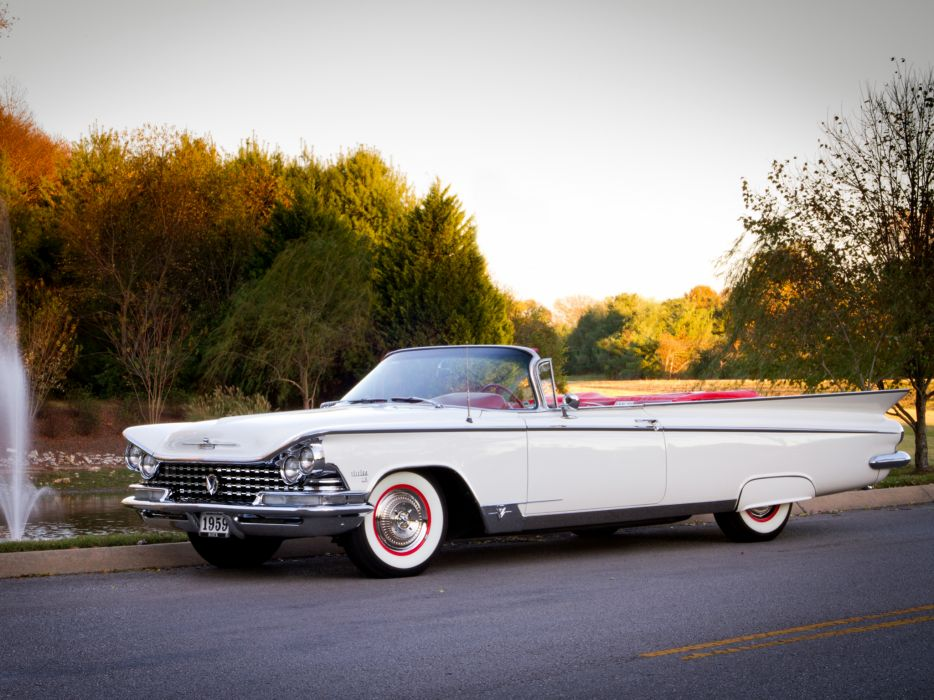 1959 Buick Electra 225 Convertible (4867) retro luxury   g wallpaper
