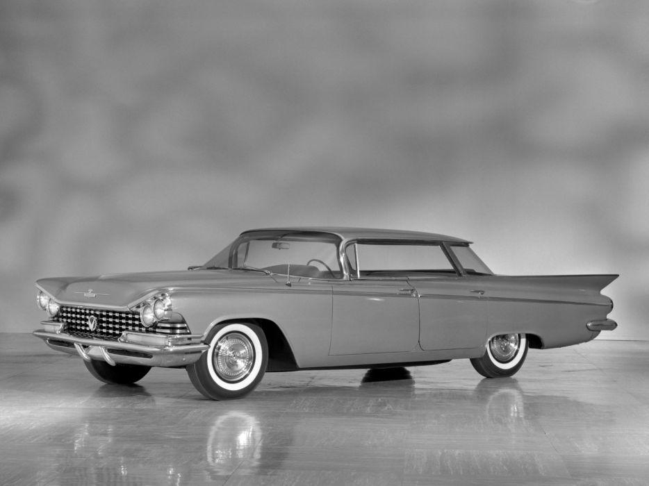 1959 Buick LeSabre Hardtop Sedan (4439) retro   f wallpaper