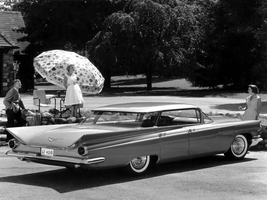 1959 Buick LeSabre Hardtop Sedan (4439) retro wallpaper
