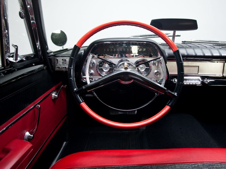 1959 Dodge Royal Lancer D500 Hardtop Coupe luxury retro interior       g wallpaper