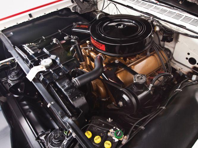 1959 Oldsmobile Dynamic 88 Convertible (3267) retro 8-8 engine g wallpaper