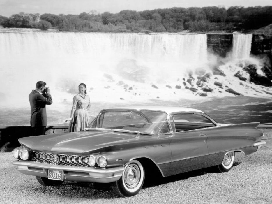 1960 Buick Invicta Hardtop Coupe classic wallpaper
