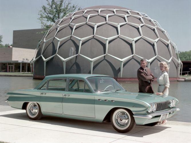 1961 Buick Special Sedan (4019) classic wallpaper