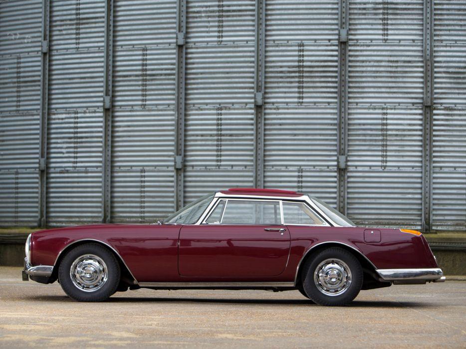 1962 Facel Vega Facel-II UK-spec classic supercar    g wallpaper