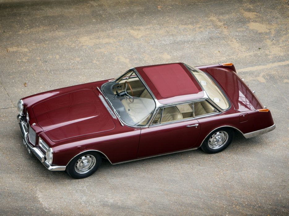 1962 Facel Vega Facel-II UK-spec classic supercar  fs wallpaper