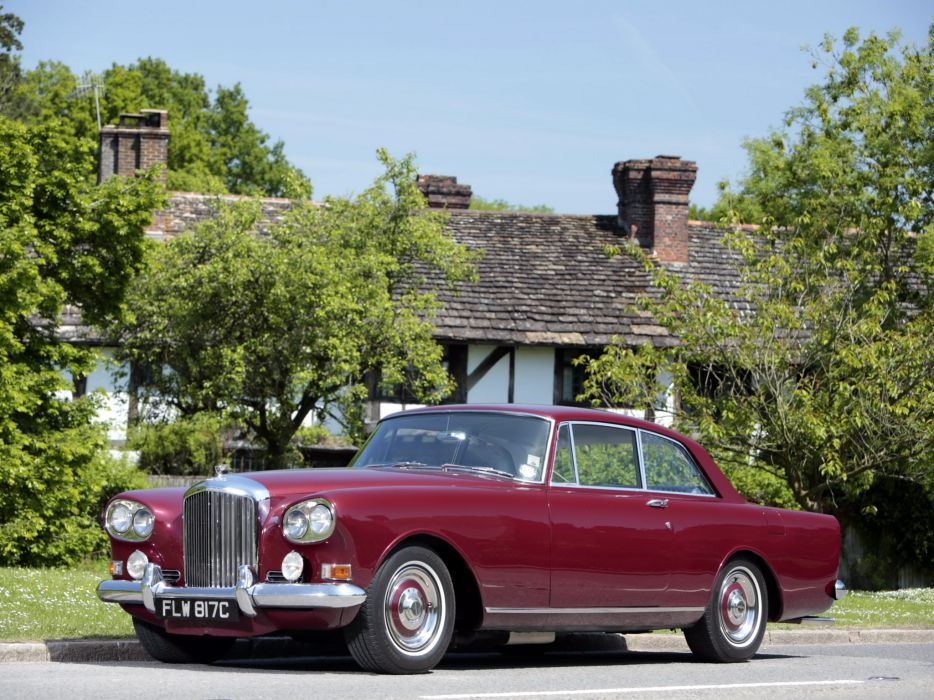 1964 Bentley S3 Continental Coupe by Mulliner Park Ward UK-spec luxury classic s-3   y wallpaper