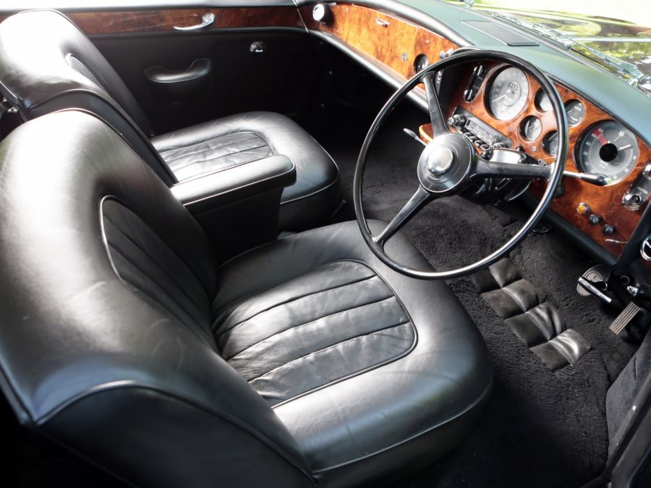 1964 Bentley S3 Continental Coupe by Mulliner Park Ward UK-spec luxury classic s-3 interior wallpaper