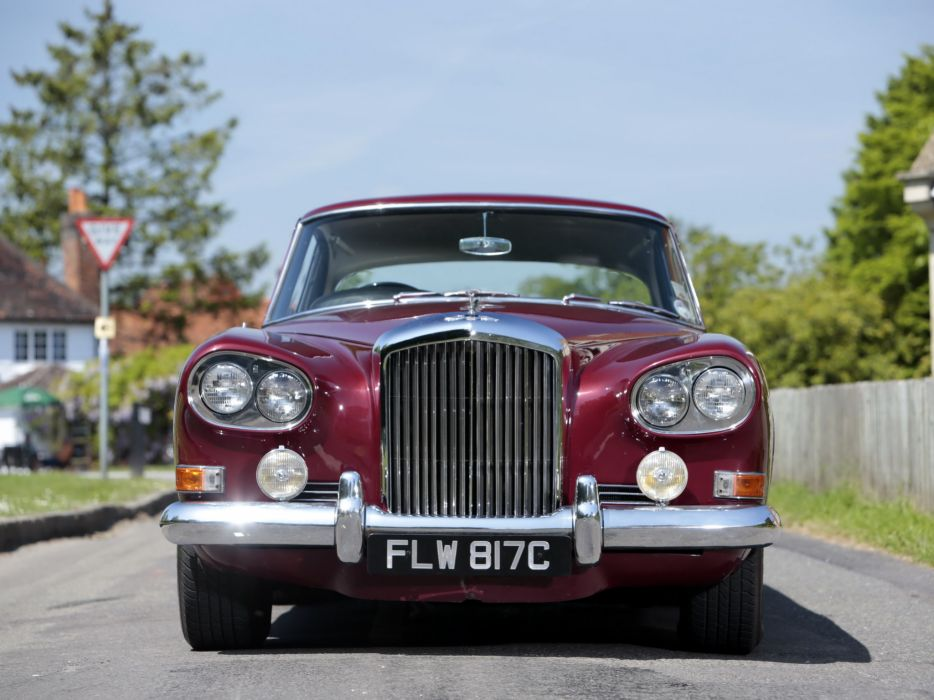 1964 Bentley S3 Continental Coupe by Mulliner Park Ward UK-spec luxury classic s-3   g wallpaper