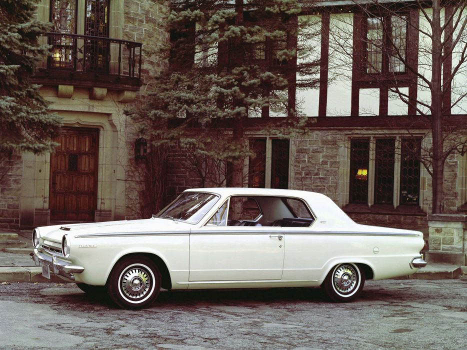 1964 Dodge Dart GT Hardtop Coupe muscle classic g-t wallpaper