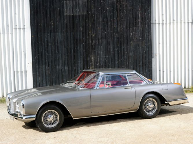 1964 Facel Vega Facel-II UK-spec classic supercar r wallpaper