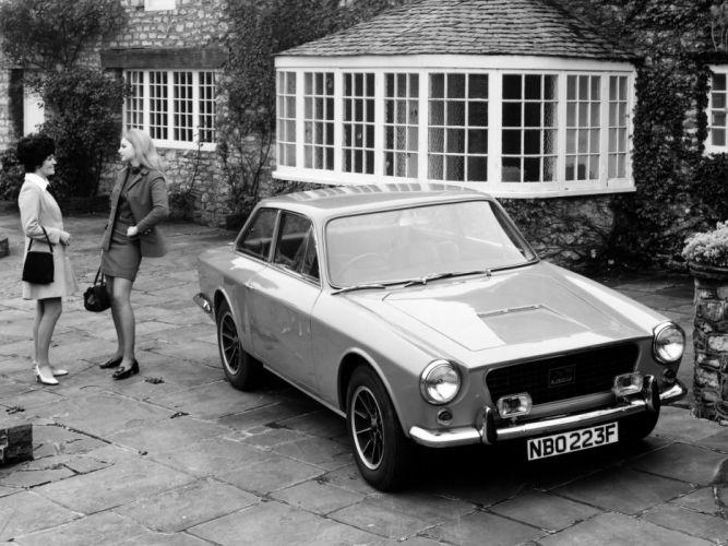 1966 Gilbern Genie classic sportscar wallpaper