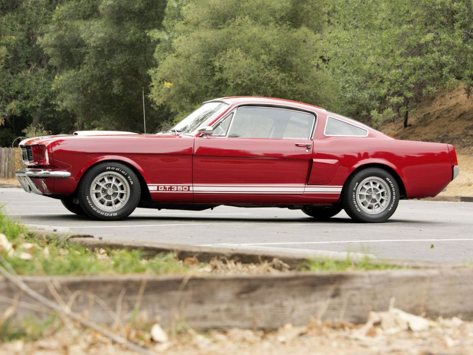 1966 Shelby GT350 ford mustang classic mustang muscle   j wallpaper