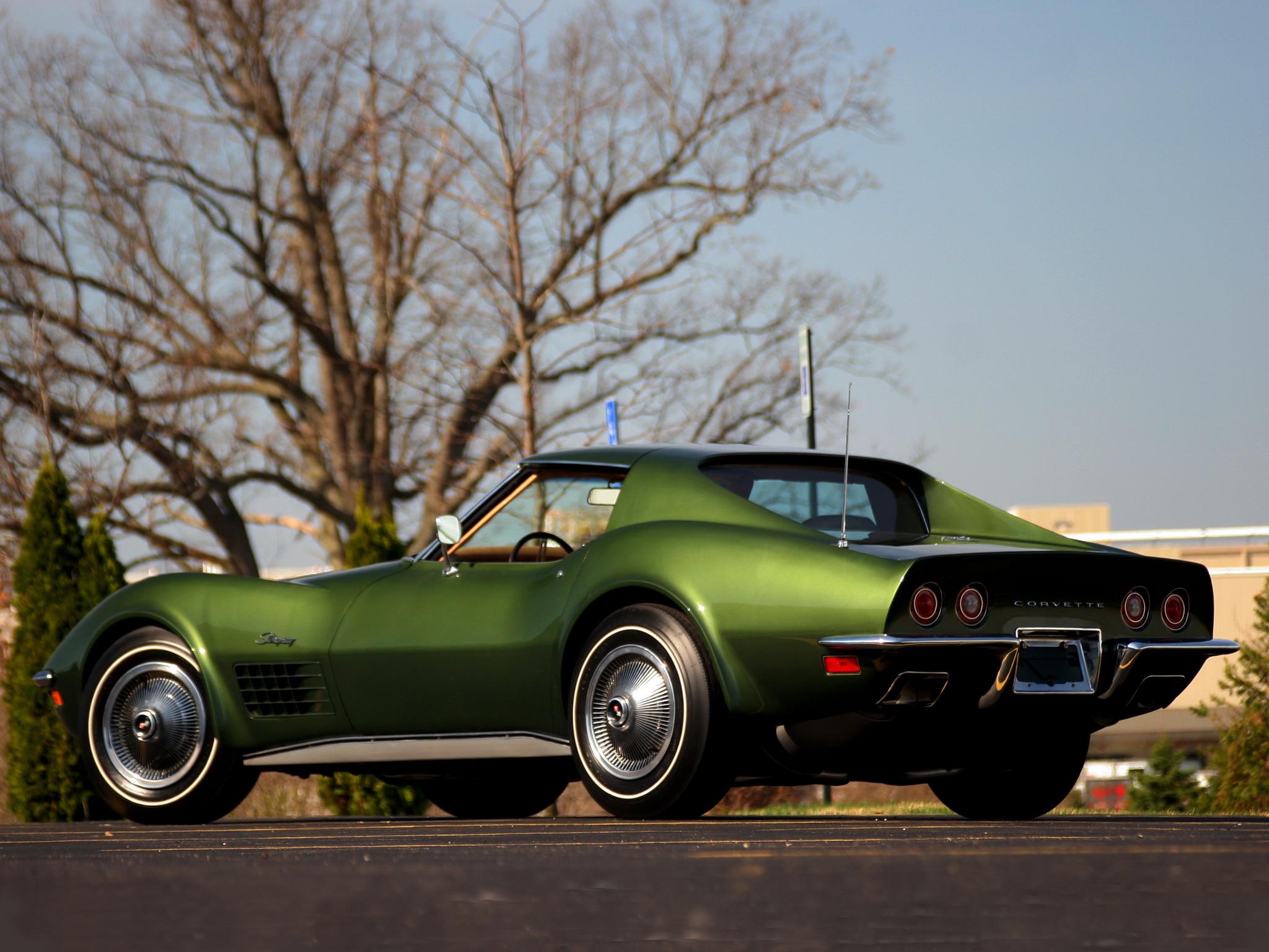 1970 chevrolet corvette stingray 454 c3 supercar muscle classic y wallpaper 2048x1536. Black Bedroom Furniture Sets. Home Design Ideas
