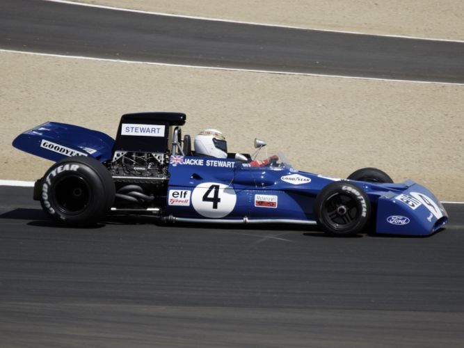1974 Tyrrell 004 formula f-1 race racing wallpaper