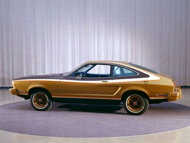 1975 Ford Mustang II Hatchback f wallpaper