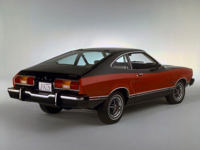 1975 Ford Mustang II Hatchback wallpaper