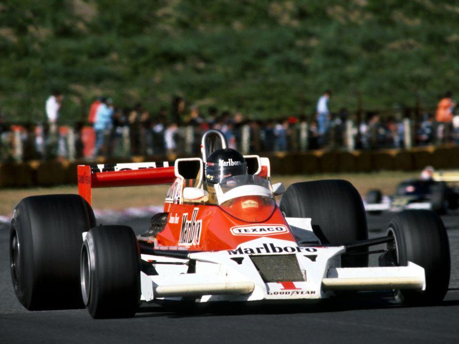 1976 McLaren M26 formula f-1 race racing  f wallpaper