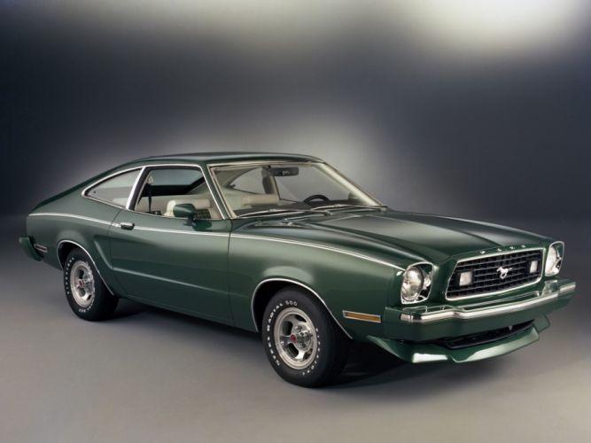 1977 Ford Mustang II Hatchback wallpaper