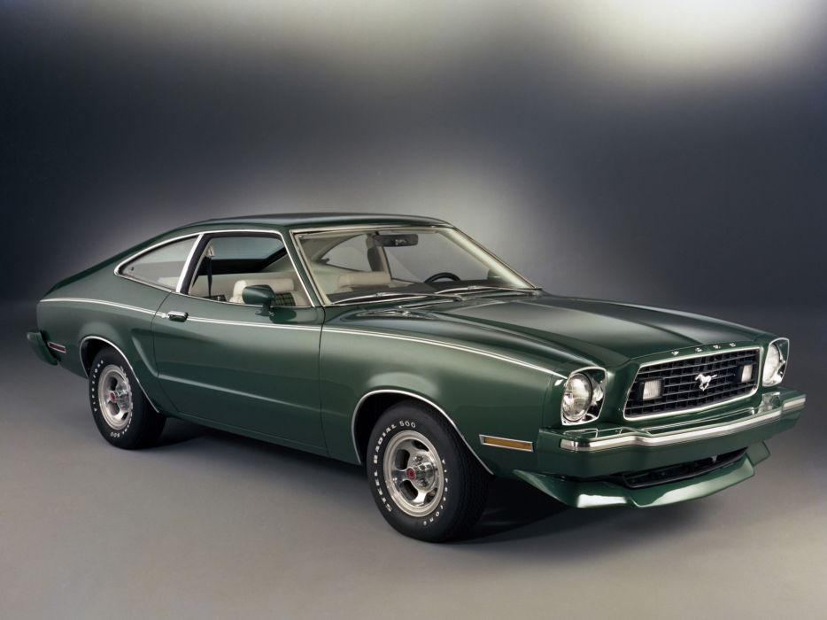 1977 Ford Mustang II Hatchback wallpaper