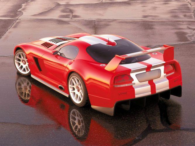 2000 Dodge Viper GTS-R Concept supercar gtsr g wallpaper