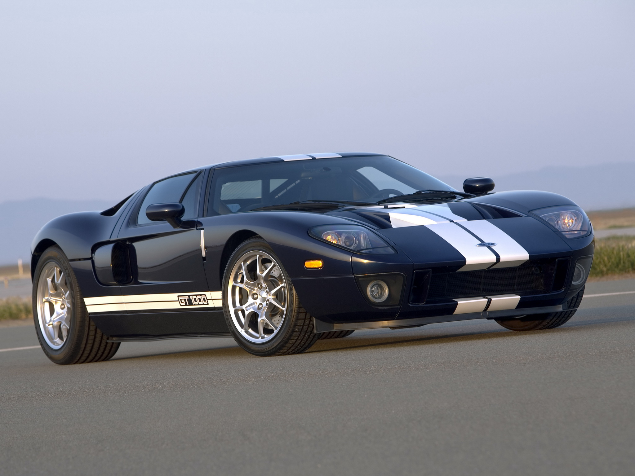 2007 Hennessey Ford GT1000 Twin Turbo supercar gt g wallpaper