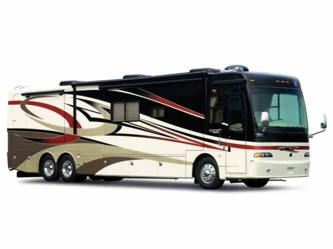 2007 Holiday Rambler Scepter motorhome camper semi tractor wallpaper