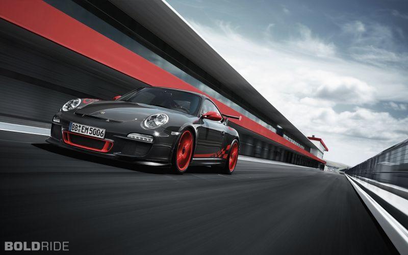2010 Porsche 911 GT3 RS supercar r-s b wallpaper