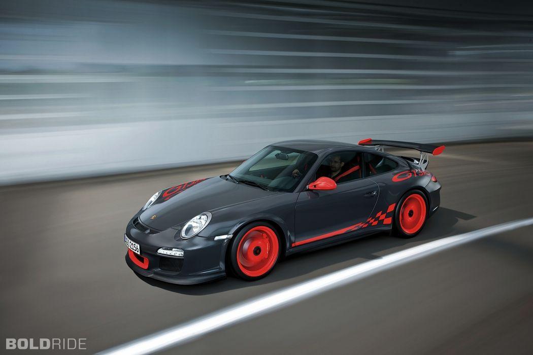2010 Porsche 911 GT3 RS supercar r-s   r wallpaper