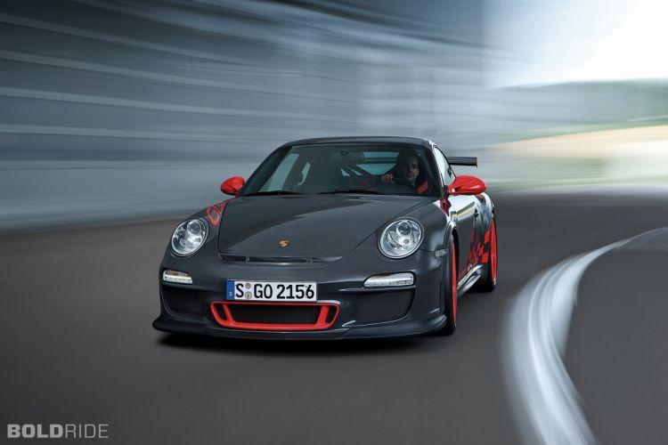 2010 Porsche 911 GT3 RS supercar r-s rw wallpaper