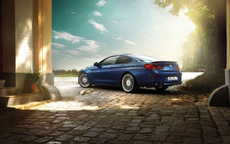 2013 BMW Alpina B6 Biturbo b-6 hh wallpaper