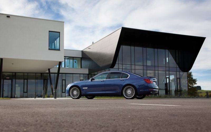 2013 BMW Alpina B7 Biturbo b-7 g wallpaper