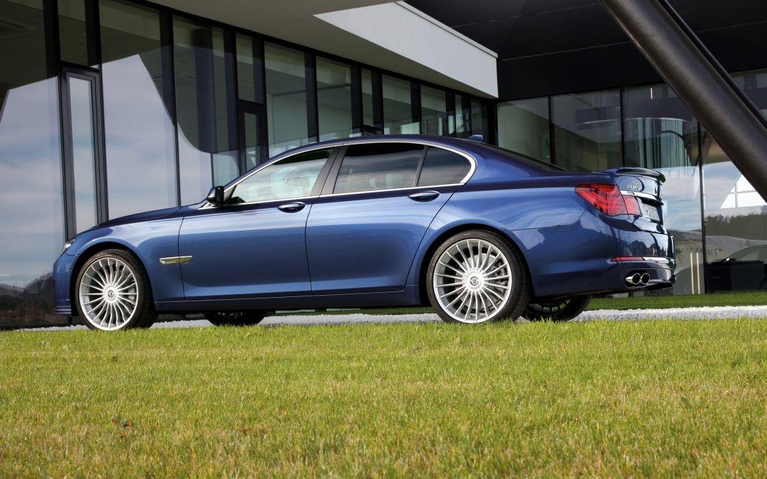 2013 BMW Alpina B7 Biturbo b-7  hh wallpaper