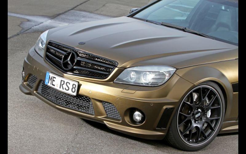 2013 FolienCenter-NRW Mercedes Benz C63 AMG stationwagon tuning wheel h wallpaper