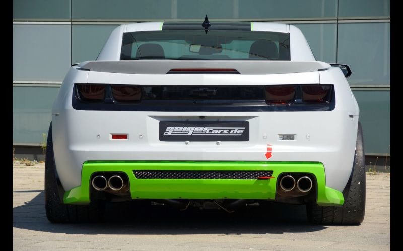 2013 GeigerCars Chevrolet Camaro LS9 muscle tuning g wallpaper