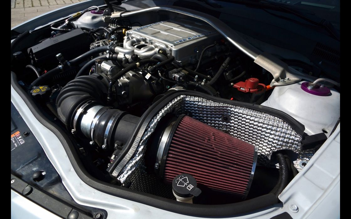 2013 GeigerCars Chevrolet Camaro LS9 muscle tuning engine    g wallpaper