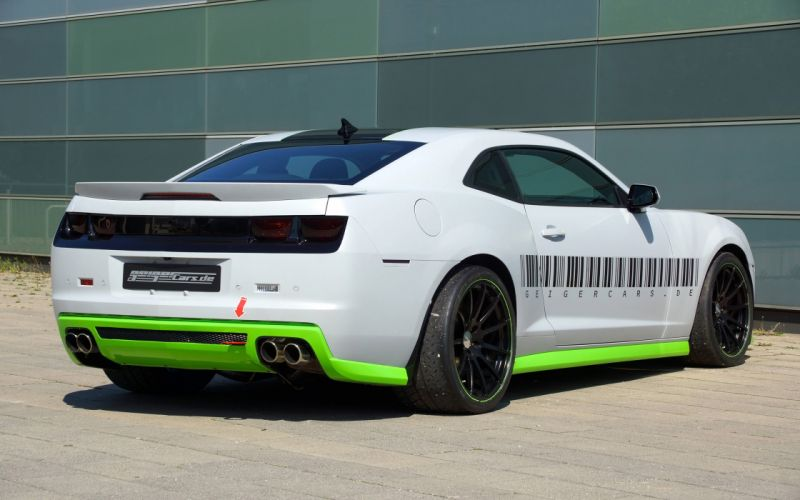 2013 GeigerCars Chevrolet Camaro LS9 muscle tuning r wallpaper
