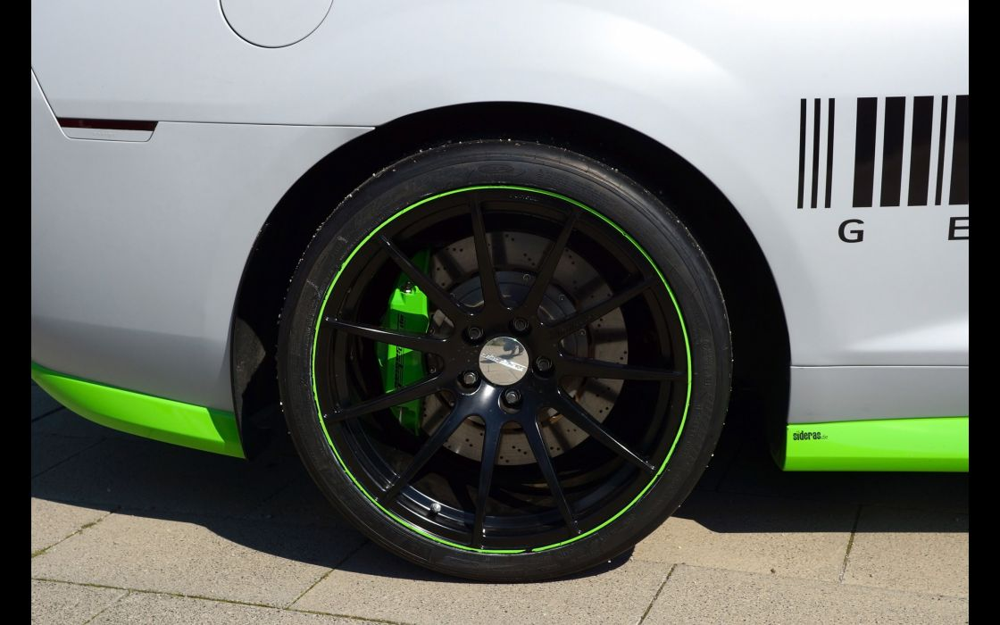 2013 GeigerCars Chevrolet Camaro LS9 muscle tuning wheel    f wallpaper