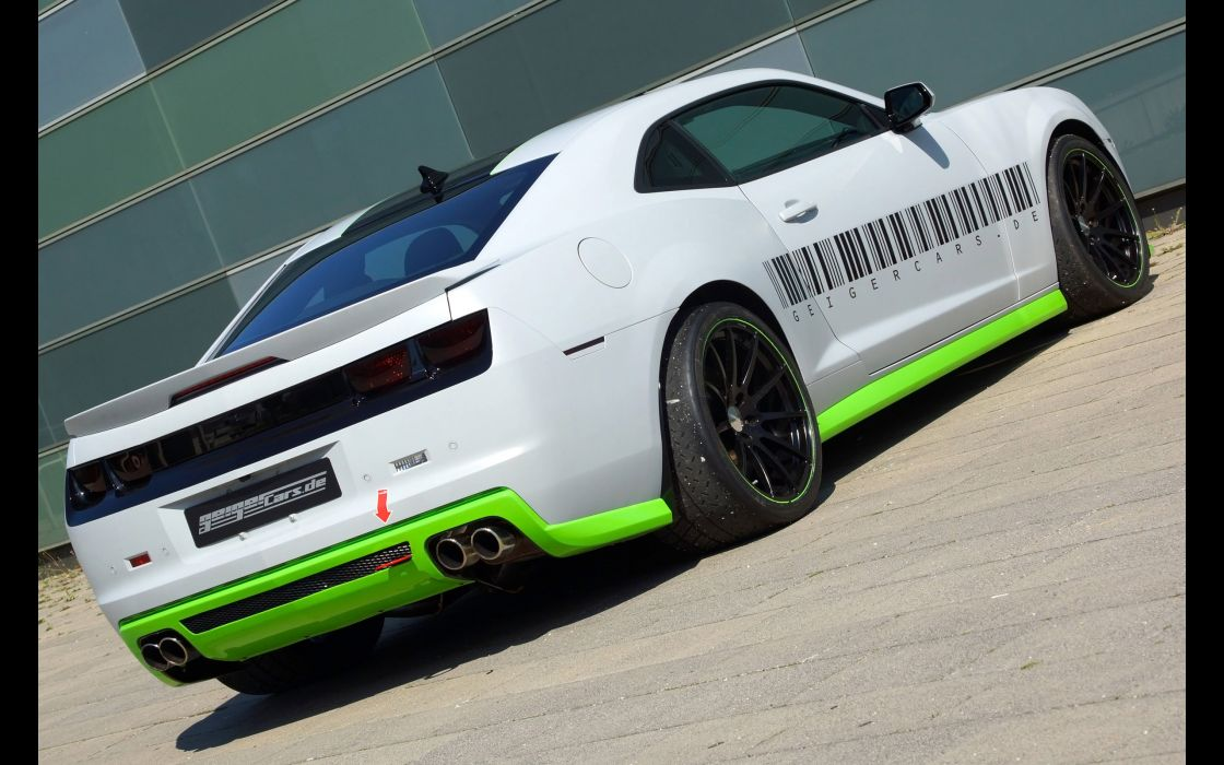 2013 GeigerCars Chevrolet Camaro LS9 muscle tuning f wallpaper