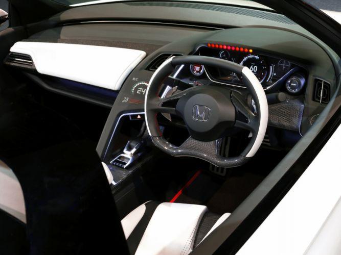2013 Honda S660 Concept interior h wallpaper
