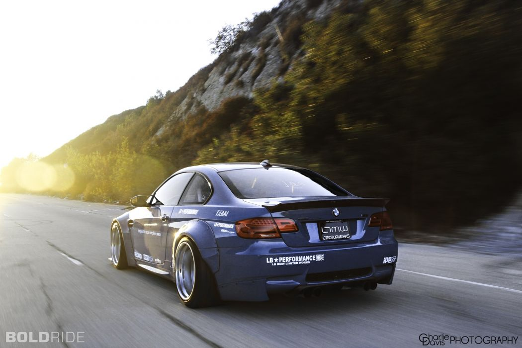2013 LT-Motorwerks Liberty Walk BMW M3 tuning m-3  hb wallpaper