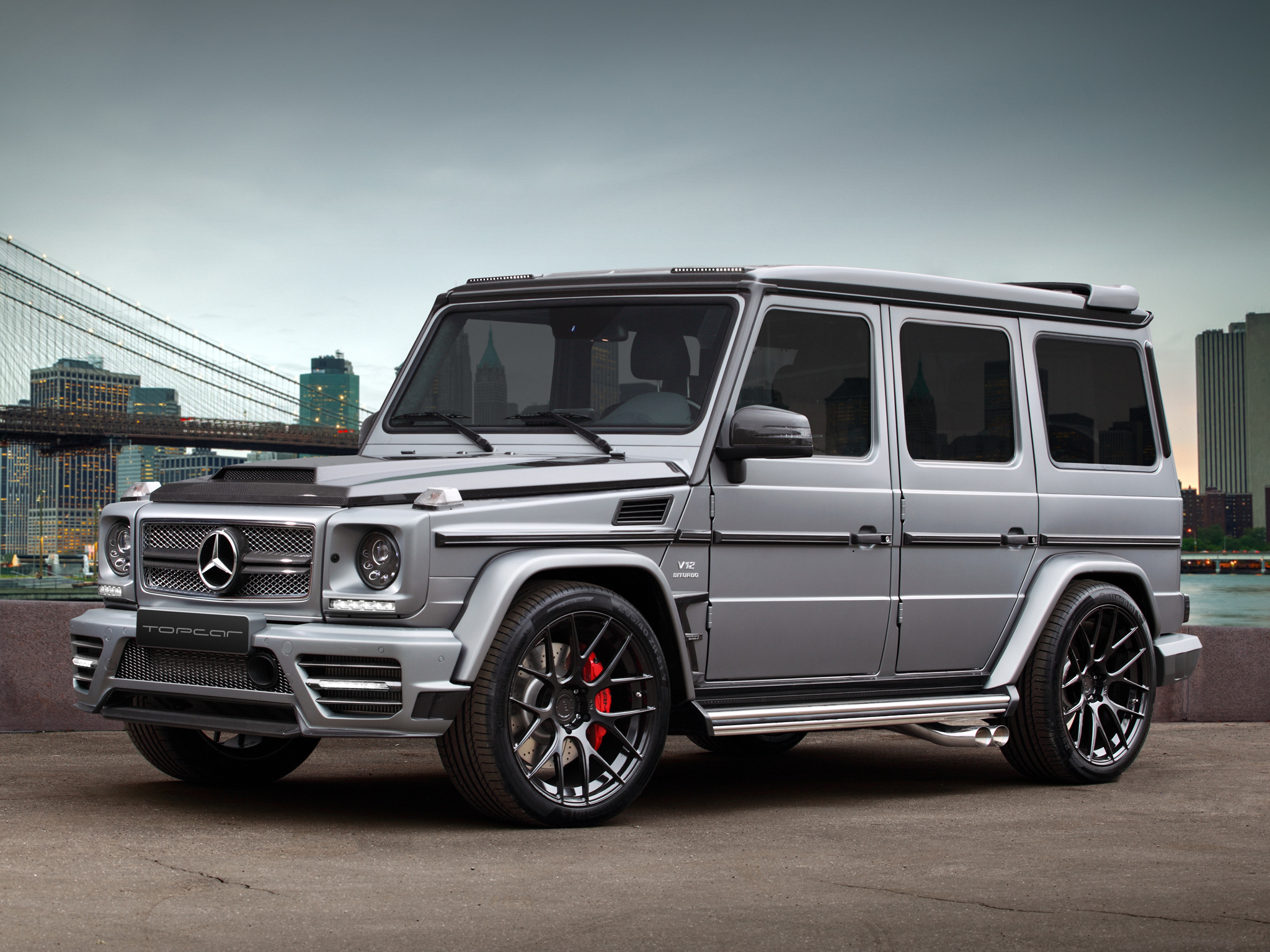 2013 mansory mercedes benz g65 amg w463 suv tuning j for Mercedes benz g65
