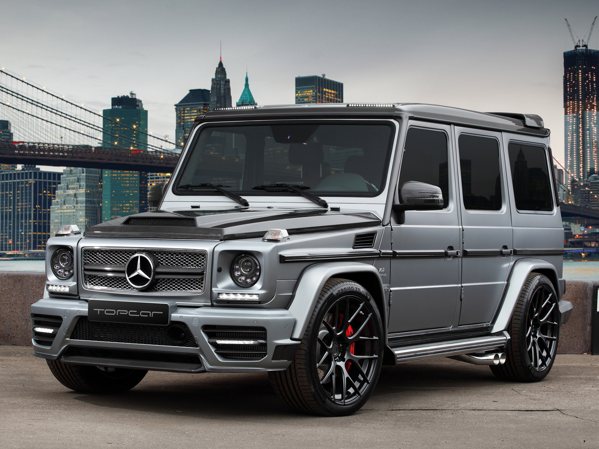 2013 mansory mercedes benz g65 amg w463 suv tuning for Mercedes benz g65
