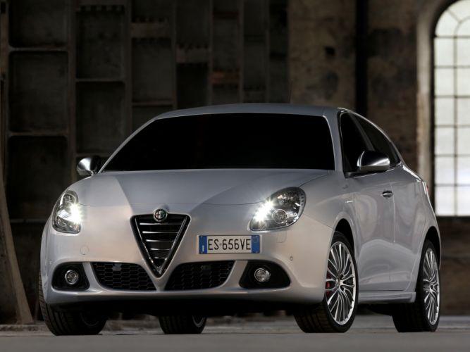 2014 Alfa Romeo Giulietta Sportiva (940) j wallpaper