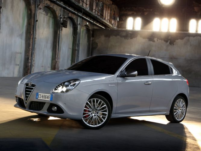 2014 Alfa Romeo Giulietta Sportiva (940) js wallpaper