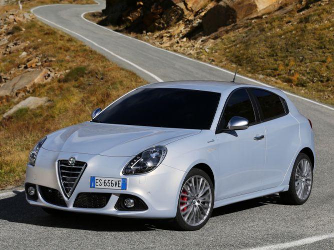 2014 Alfa Romeo Giulietta Sportiva (940) hj wallpaper