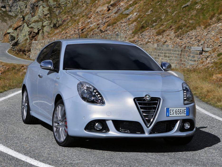 2014 Alfa Romeo Giulietta Sportiva (940)   e wallpaper