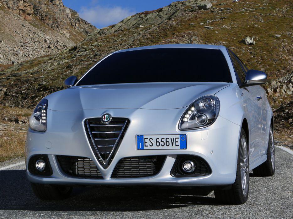 2014 Alfa Romeo Giulietta Sportiva (940)   ej wallpaper
