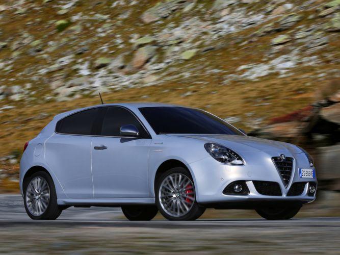 2014 Alfa Romeo Giulietta Sportiva (940) g wallpaper